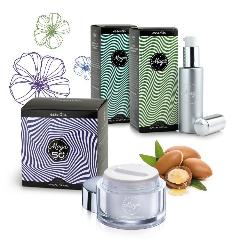 50+ Natural Organic Magic Facial Care Valued Set (3pcs)