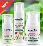 Natural Organic Antiage Facial and Eye Care Valued Set
